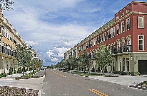 Street in Baldwin Park FL