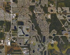 Lee Vista Google Earth